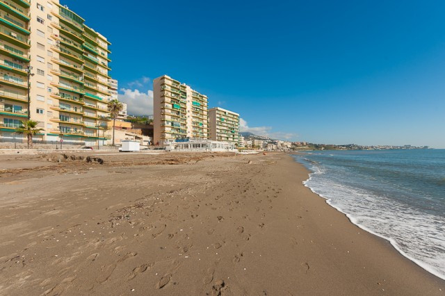 Perfectly located beachfront apartment situated in Carvajal. Offering 3 bedrooms and 2 bathrooms, an, Spain