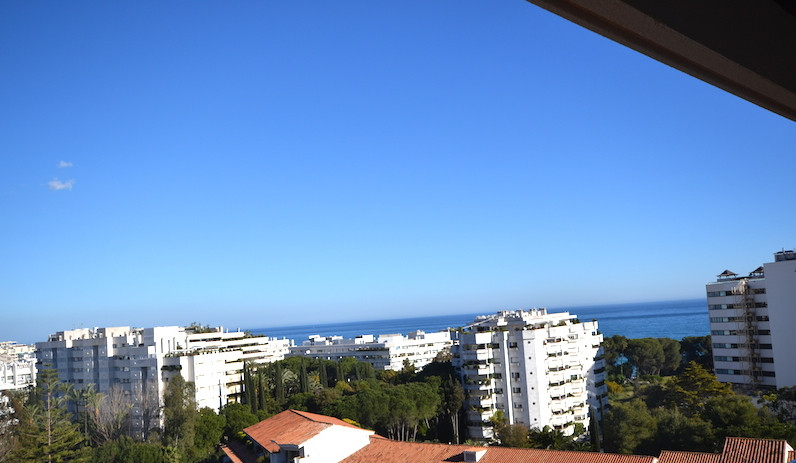 This apartment is located on The Golden Mile, just a few minutes away from Marbella and Puerto Banus,Spain
