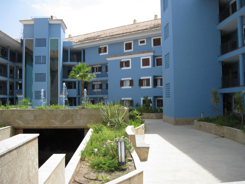 Wonderful apartment with 3 bedrooms and 2 bathrooms, built area 186 m2, terrace34 m2. Apartment is s, Spain
