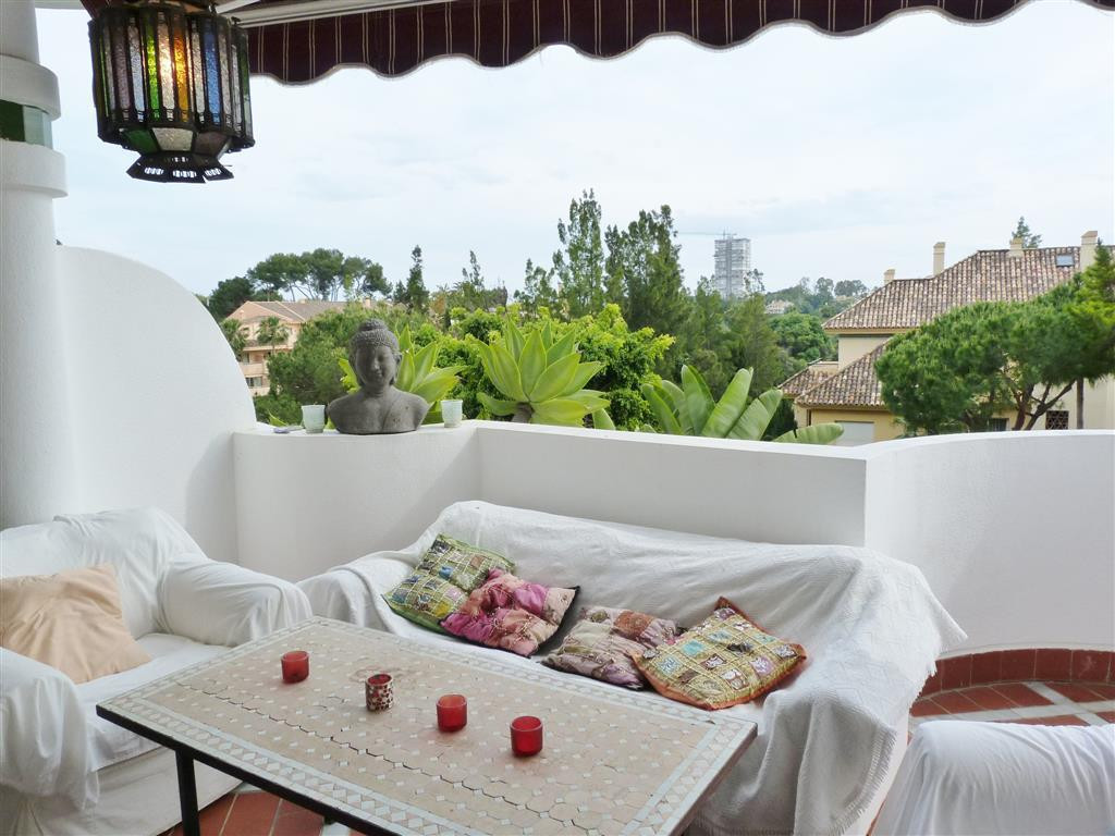 Located in the prestigious area of Rio Real, Marbella. Close to the golf course, just 3 minutes driv, Spain