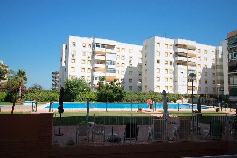 Two bedroom apartment situated in the center area of Torremolinos with communal pool!  Apartment sit,Spain