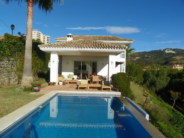 Villa, Residential, Fitted Kitchen, Parking: Garage, Pool: Private, Garden: Private, Facing: Southwe, Spain