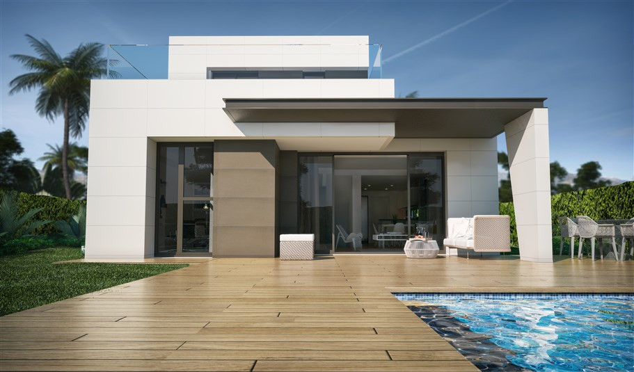 This is an  exclusive project, located in Torre del Mar on the Costa del Sol. Modern style villas bu,Spain