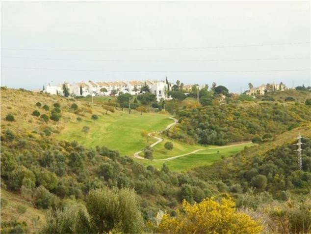 Marbella, 30000 m2., The plot is located next to Cabopino Golf overlooking the golf course and the s,Spain
