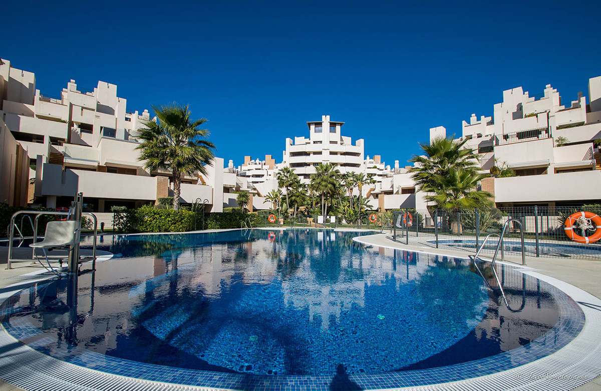 SPECTACULAR FRONT SEA VIEW PENTHOUSE This amazing penthouse is situated in an exclusive 1st line bea,Spain