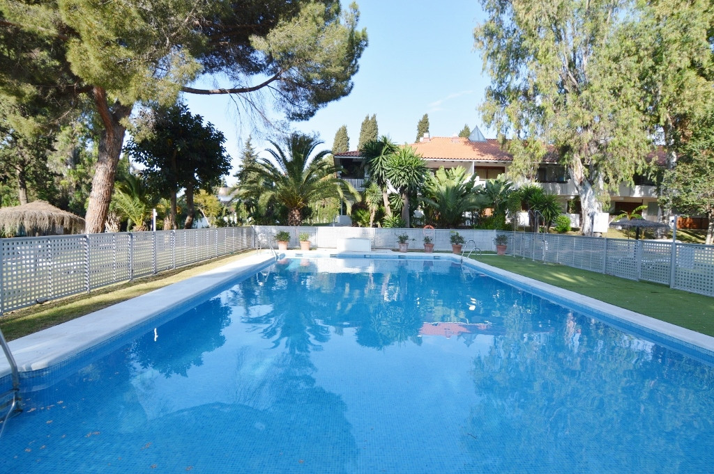 Nueva Andalucia/Puerto Banus area, Beachside apartment in a very desirable location, within +/-500 m,Spain