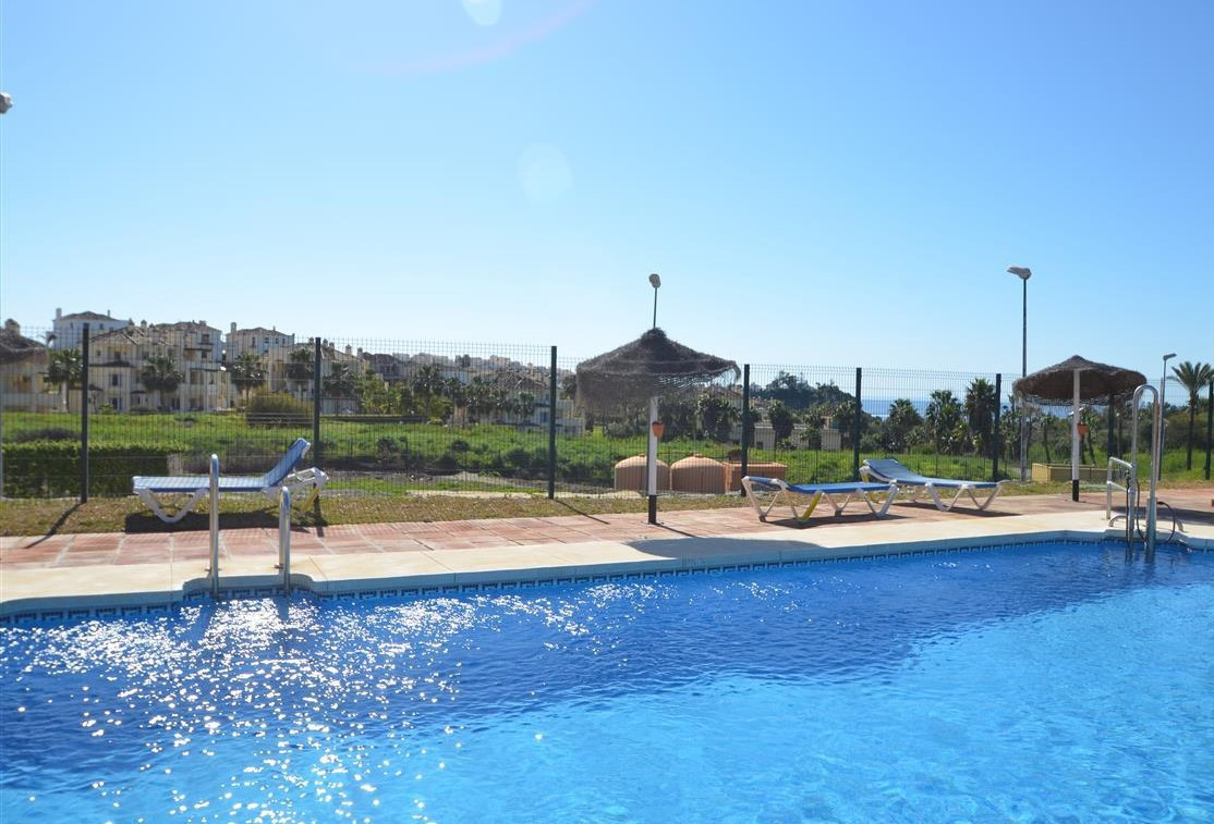 Fantastic ground floor apartment located in a quiet residential development surrounded by beautiful , Spain