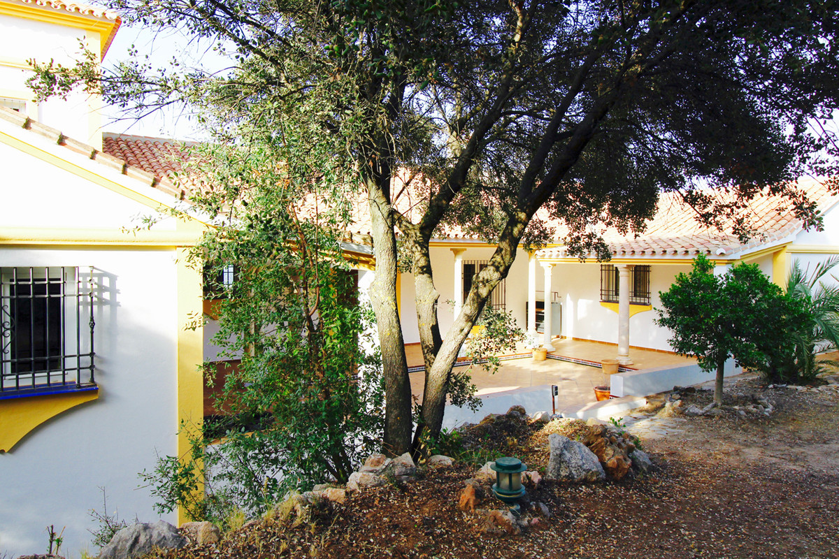 Andalucian cortijo on a 58.000 m2 plot with six bedrooms located in Monda just a fifteen minute driv,Spain