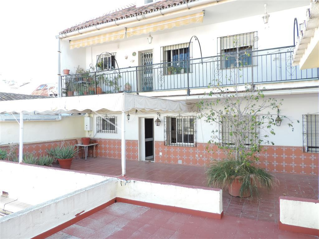 Spacious apartment in the center of Fuengirola with a 45m2 rear terrace facing west. The apartment h,Spain