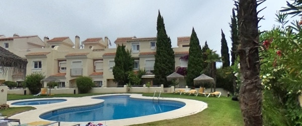 Newly refurbished townhouse situated in the lower part of Calahonda within walking distance of all s, Spain