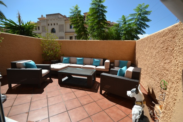 Townhouse in the an exclusive location of Puerto Banus, super good location, The Property comprises,, Spain
