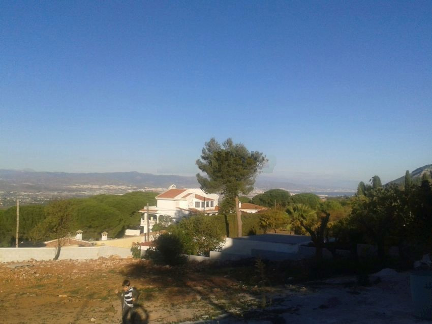 FANTASTIC URBAN PLOT FOR SALE IN ALHAURIN DE LA TORRE WITH FANTASTIC PANORAMIC VIEWS  This urban plo,Spain