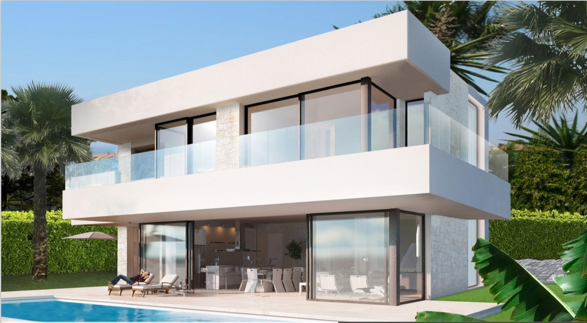 This house has been carefully designed to enable all the rooms, even bathrooms, to having panoramic , Spain