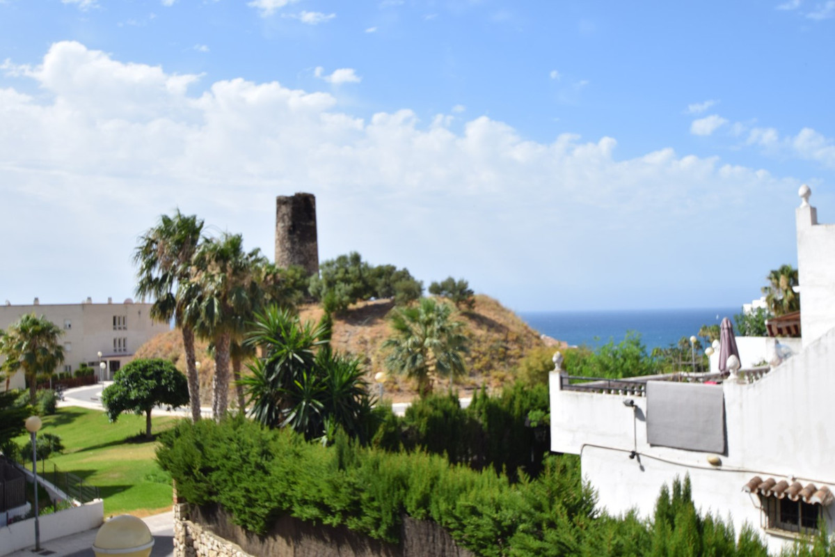 """""""Flat of 54 m2 distributed in kitchen and furnished, spacious living-dining room, has air condi,Spain"""