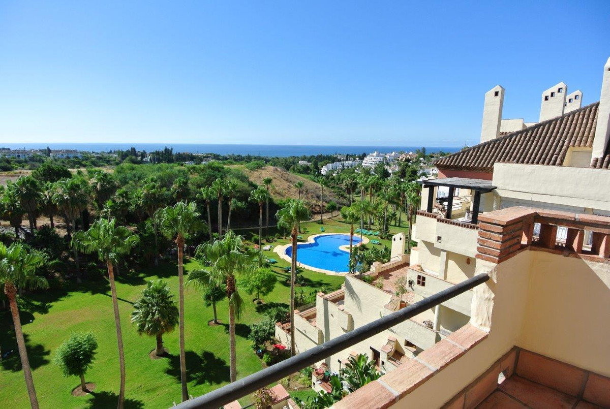 This penthouse is situated in one of the newest urbanization of Las Lomas del Marbella Club, very cl, Spain