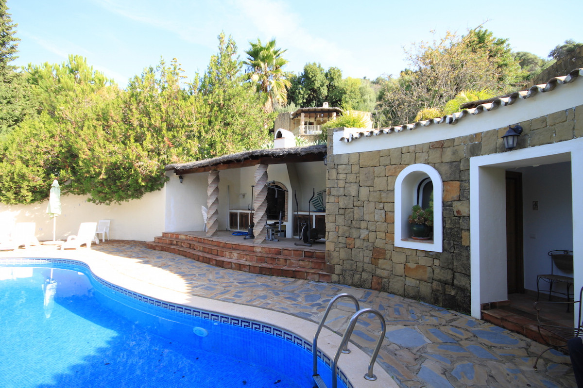 This wonderful complex of three country houses is set within extensive grounds of over 3 hectares.  ,Spain