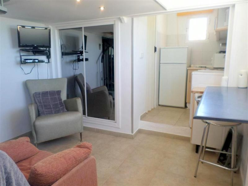 Front line beach loft conversion in Fuengirola, on the Costa del Sol. This small apartment is set in,Spain
