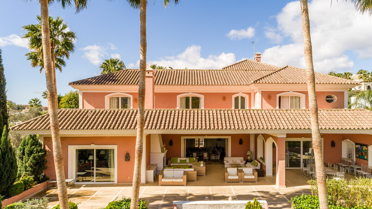 Large villa located in the luxury community La Cerquillla. The villa is east facing and offers magni,Spain