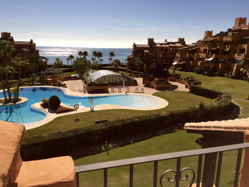 Guarded, luxury residential complex is situated on the beachfront with direct access to the sea, clo,Spain