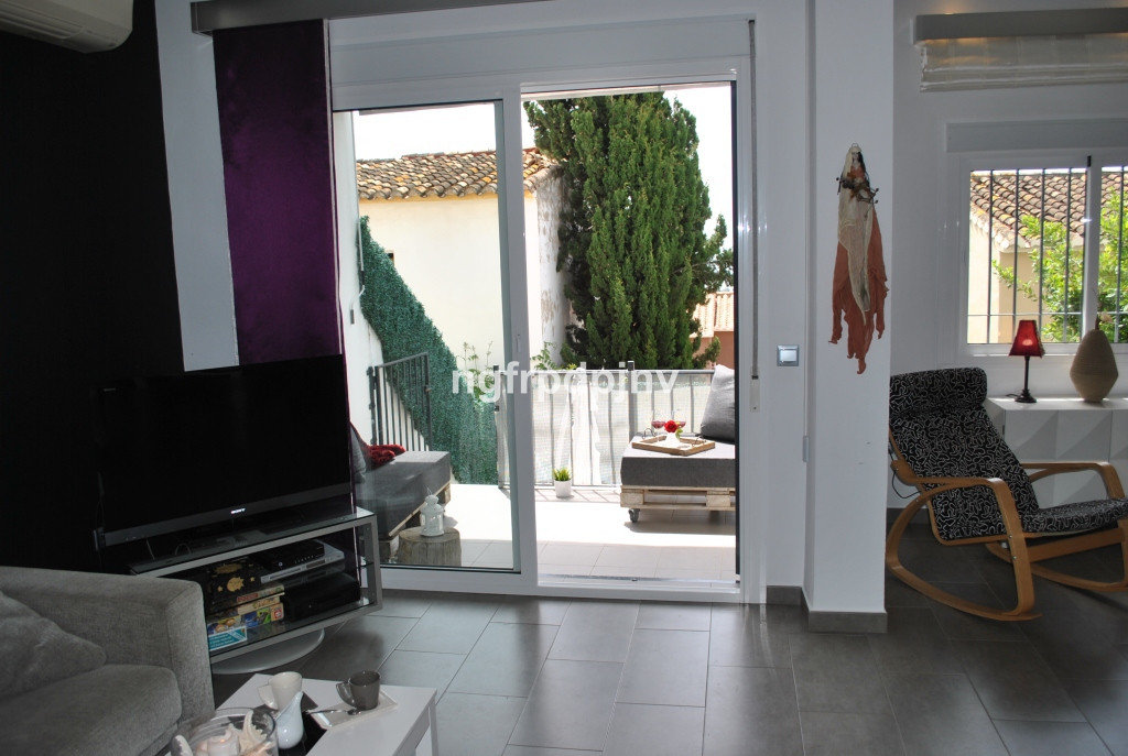 Townhouse, Benalmadena Costa, Costa del Sol. Two storey townhouse, completely renovated with beautif,Spain