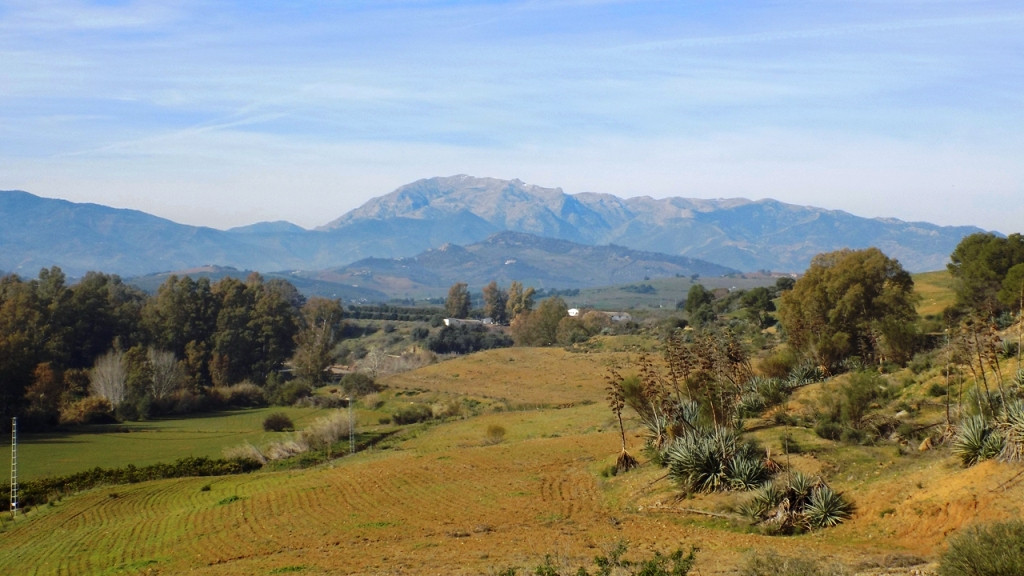 Stunning finca for sale in southern Spain with the possibility to build your own dream home.  Opport, Spain