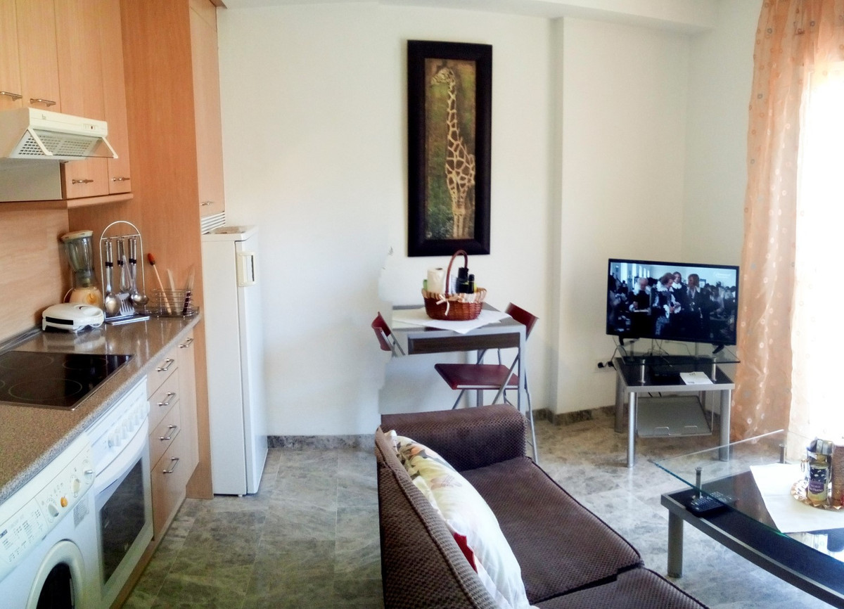 Very nice one bedroom apartment at five minutes walk from the beach with a second exit to the famous, Spain