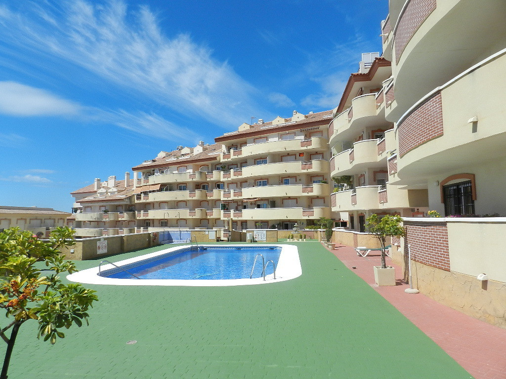 Wonderful 1 bedroom apartment located in the Urbanization Torreon del Mar, second line beach. Ideal , Spain