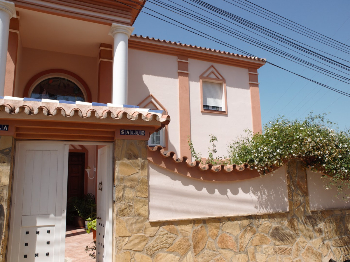 Spectacular Villa in La Cala del Moral. It is divided in three floors, the main floor consists of a ,Spain