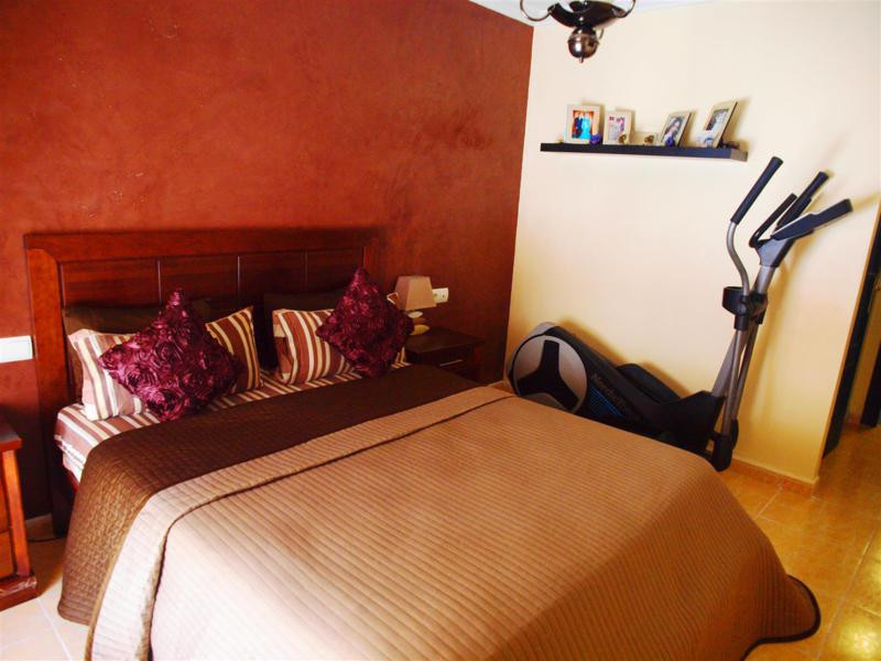 Beautiful apartment in Torrox village Moroccan-style. This apartment consists of a large living room,Spain