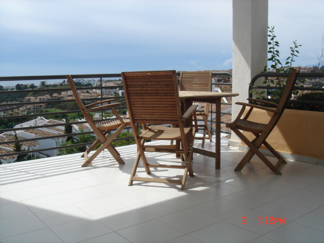 Unique secluded apartment in a gated community close to Miraflores Golf.  The property consists of:-,Spain