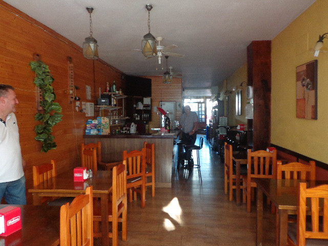 Highly visible business on a main street in Benalmadena Costa with excellent passing trade and good , Spain