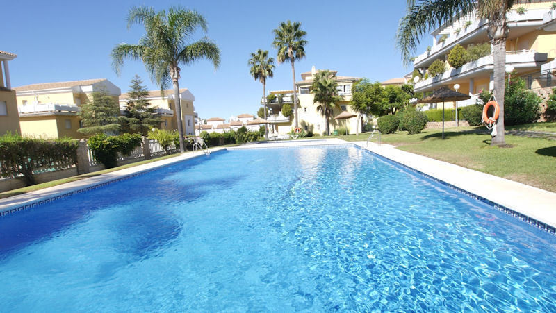 """Apartment situated on the ground floor of the Residential Complex called """"Las Mimosas Golf Cabo,Spain"""