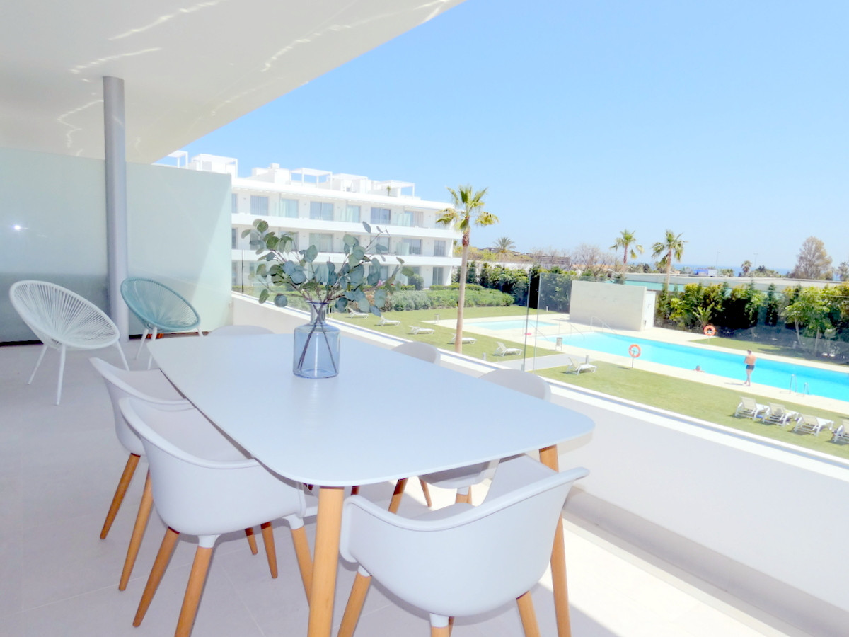 Brand New Contemporary Apartment in Bel Air to be sold on before completion. Full Sea views, South f,Spain