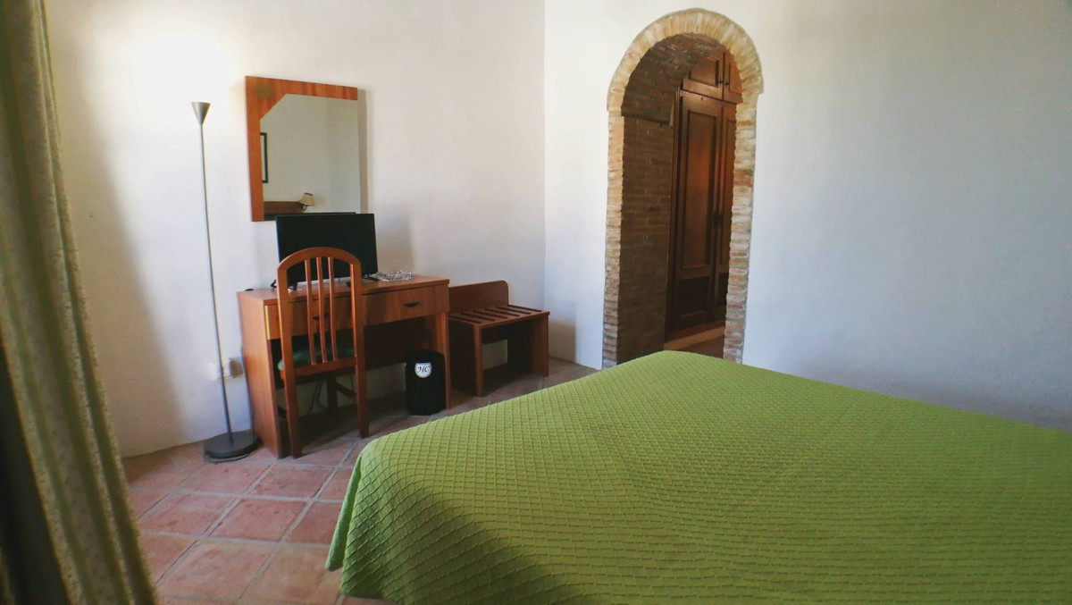 FOR SALE. 2 stars Hotel in the heart of Casares.  With a rustic style a tons of charming this Hotel , Spain