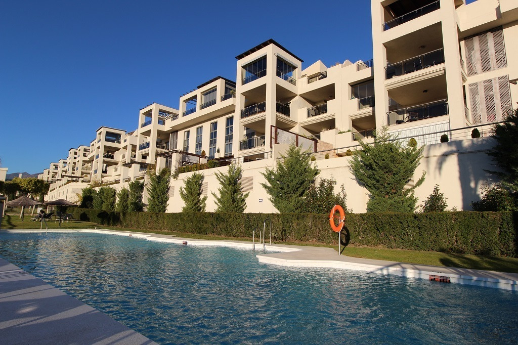 A luxury apartment in a private gated complex located in the Los Flamingos Golf Resort with 24/7 sec,Spain