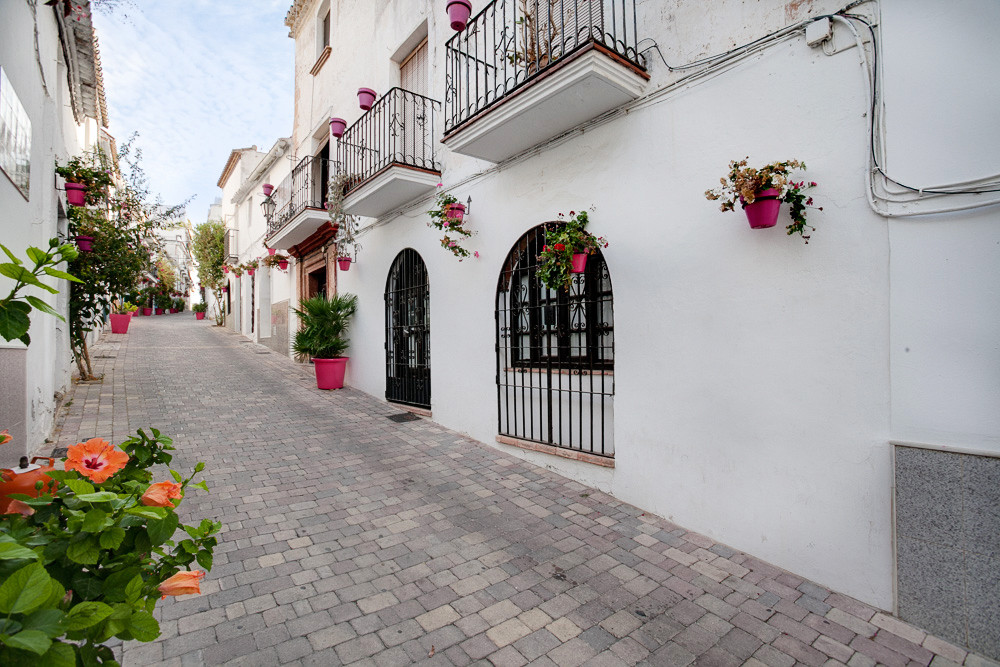 A fantastic opportunity to run a small boutique hotel in the centre of the old town of Estepona. The,Spain