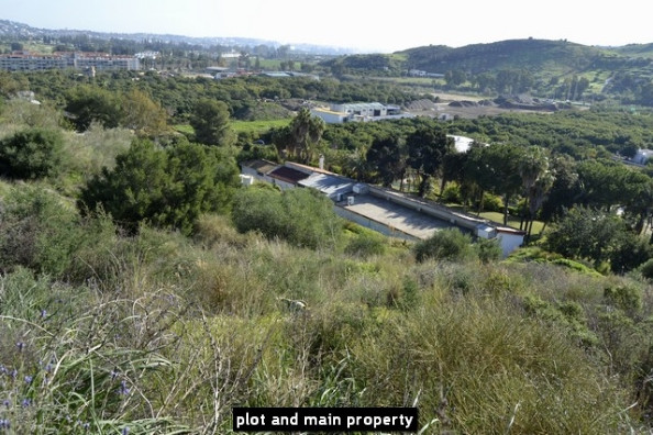 PLOT for building a HOTEL or TOWNHOUSES: URBAN building plot, just 5 minutes from the beach, with th, Spain