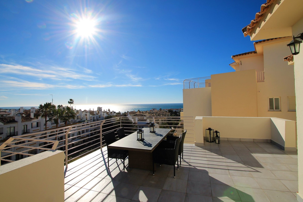 Fantastic new refurbished 3 bedroom with 3 terraces and panoramic sea view. This apartment have been, Spain
