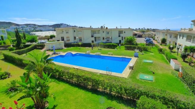 This lovely property is situated in a wonderful peaceful location in Torrox Park, with superb access, Spain