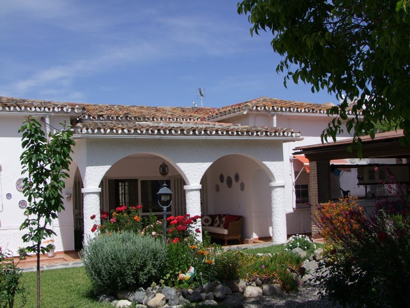 Large villa built on one level, currently used as a small guest house however can be used as a large,Spain