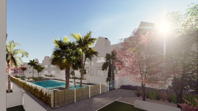 Luxurious modern complex offering a wide range of different styles suitable for all tastes, ranging ,Spain