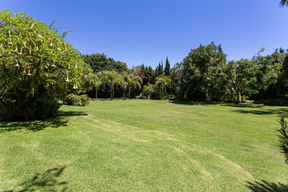 Splendid Plot South orientated in Guadalmina Baja This splendid plot is located at the heart of the , Spain