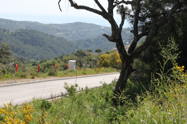 Monte Mayor spans over 330 hectares of land, of which 54% remains a green belt zone and therefore un, Spain