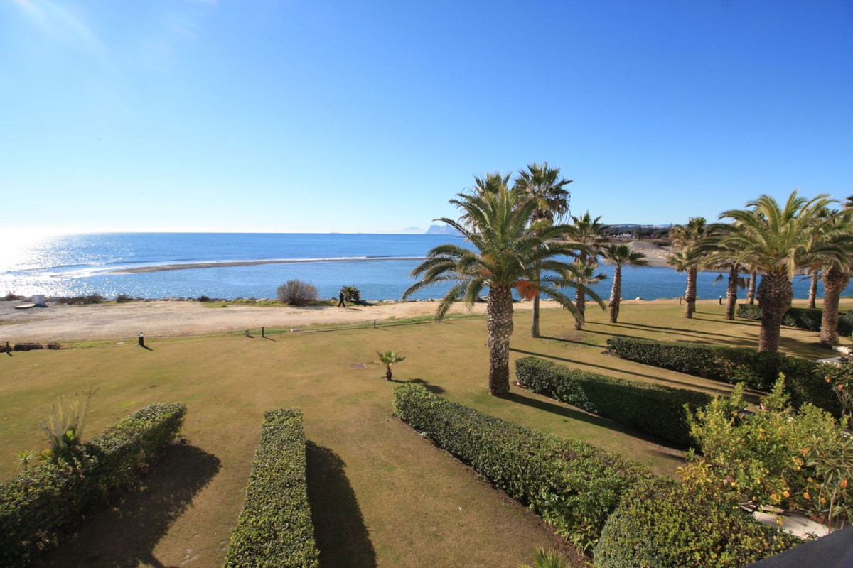 Bright south facing apartment, with sea views towards Gibraltar and Africa. The property offers a sp, Spain