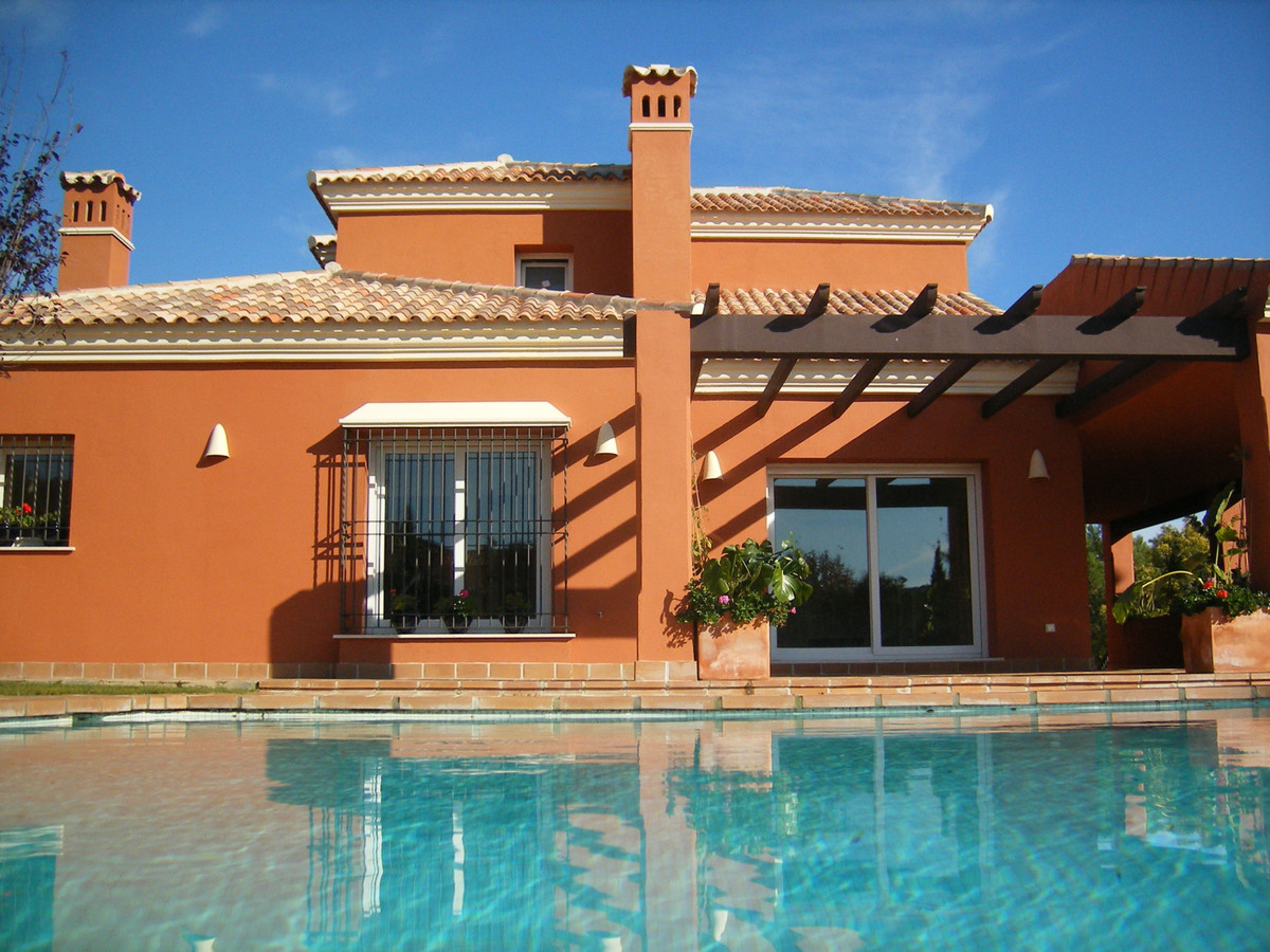FANTASTIC VILLA located in Sotogrande Alto. Four bedrooms en suite, luxury qualities in an Andalusia, Spain
