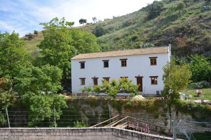 For Sale; Amazing farmhouse in Arriate! 4 km from Ronda. !! Surrounded by a green incredible views, , Spain