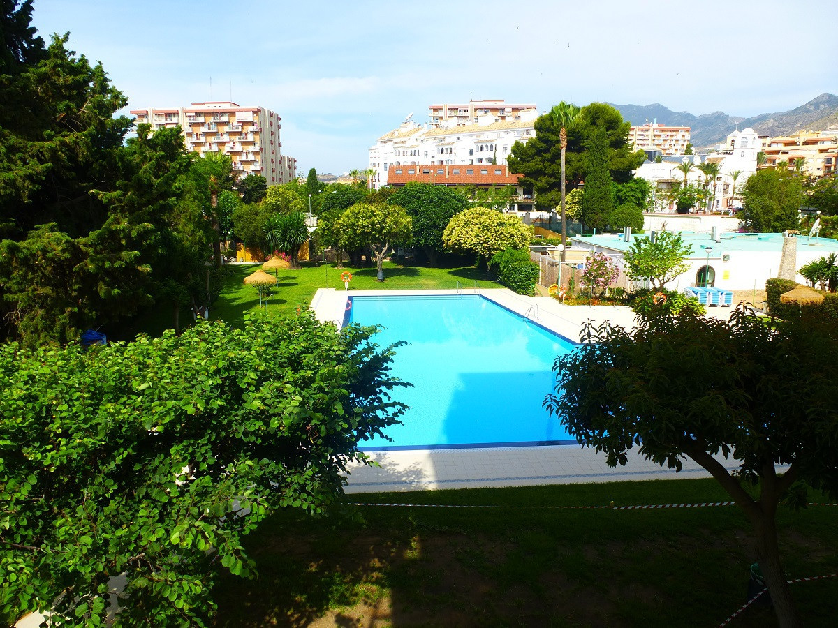 Simply stunning two bed reformed corner apartment in Edf Bonanza with open views to the garden and p, Spain