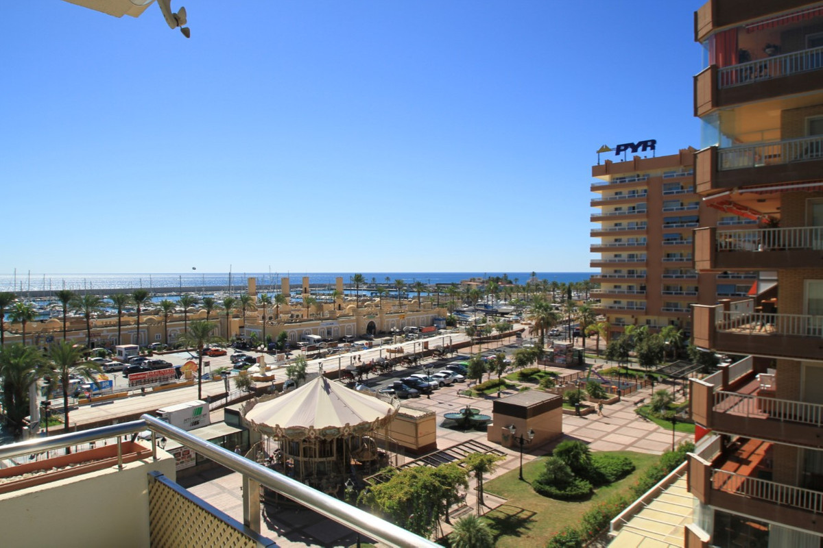 This wonderful apartment in the first line of the beach which has amazing side sea views has 1 bedro,Spain