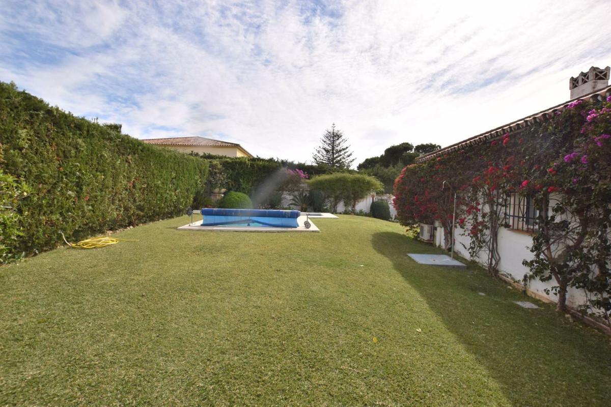 Great Villa located at the entrance of Marbella within 5 minute walk to the beach  On a flat plot of, Spain