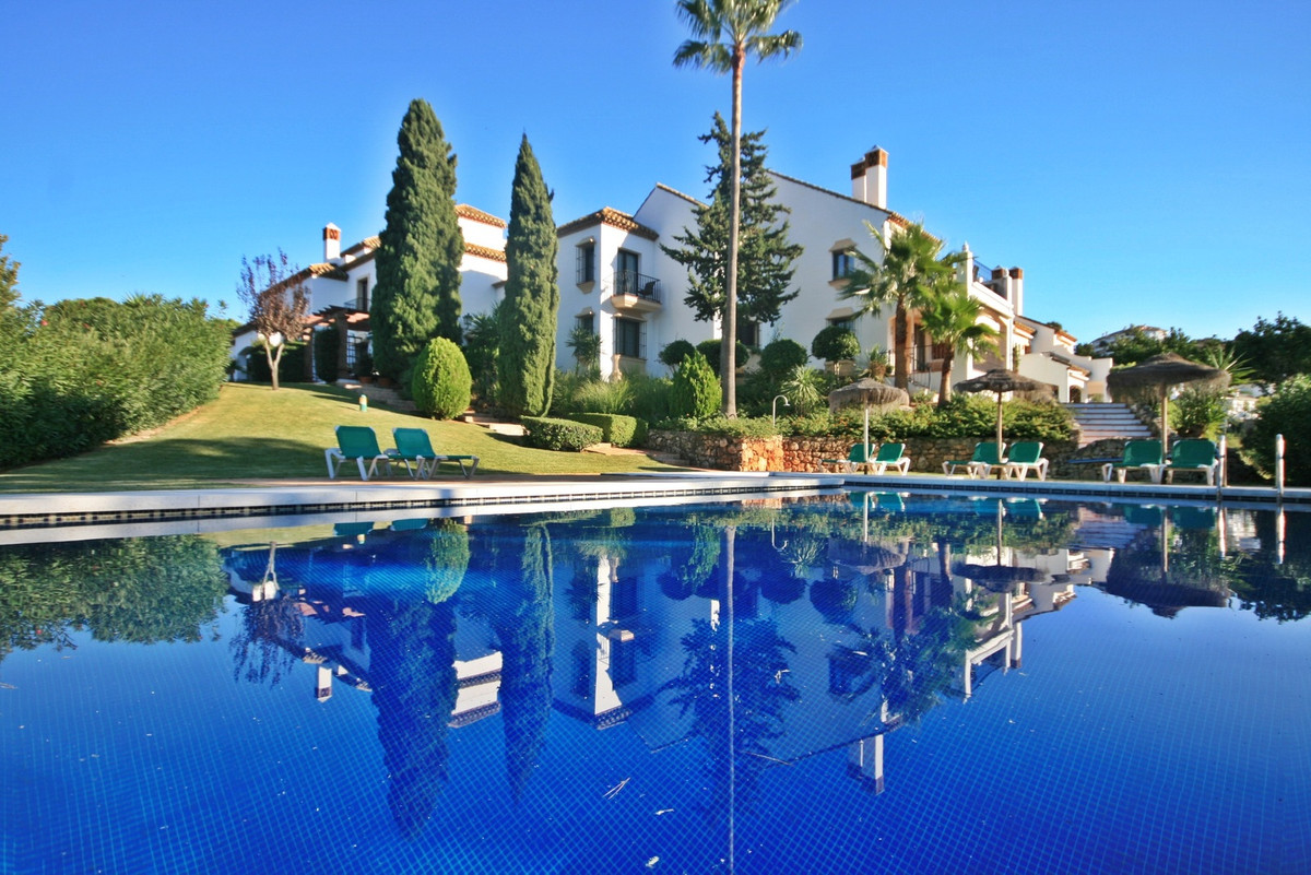 Modernised Front-line 3 bedroom house on the La Cala Golf Course with unbelievable views! This prope, Spain